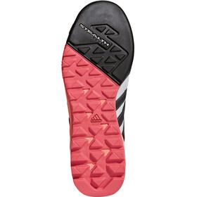 adidas TERREX Solo Shoes Women Grey Two/Carbon/Chalk Coral
